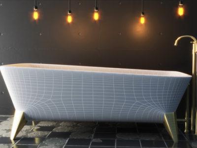 bath tub 5